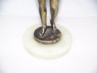 Working Nude Lady Oil Kerosen Vaseline Table Palor Lamp