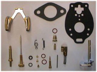Carb Rebuild Kit Massey Ferguson TO35 35 50 135 202 204