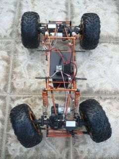 HSP 1 8 4WS Pro Rock Crawler RTR Package 94880 T2 RC Remote Control
