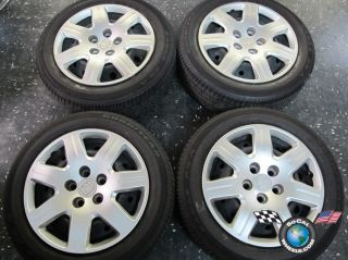 Civic Factory 16 Steel Wheels Tires Rims Accord 63900 Hubcaps