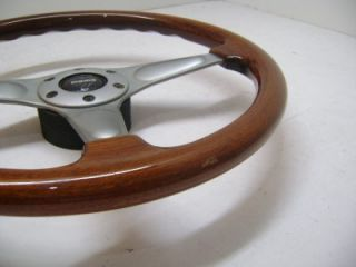 Momo Classic Wood Vintage Original Steering Wheel