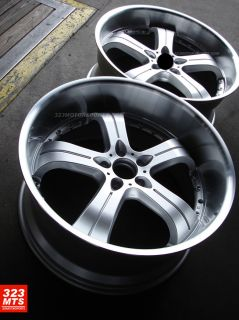 22 MRR Wheels M270 Wheels Rims BMW 645 650 740 750 x5 x6 Rims