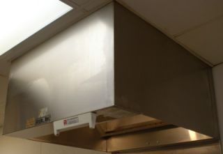 ft Stratovent Fire Suppression Hood Vent System