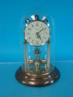 Westwood Anniversary Clock s Haller W993 Quartz Battery Movement Made