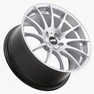 19x8 5 VMR 721 Hyper Silver Wheel 5x112 Fit Audi A4 A5 A6 A8 S4
