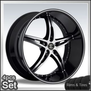 20 inch Wheels and Tires Staggered Rims for Mercedes Benz Audi BMW