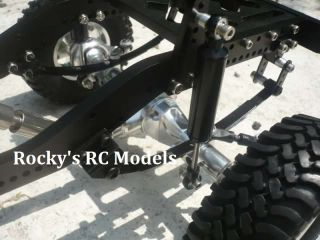 D90 Defender Fully CNC Metal Electric 1 10 Scale 4x4 RC Remote Control