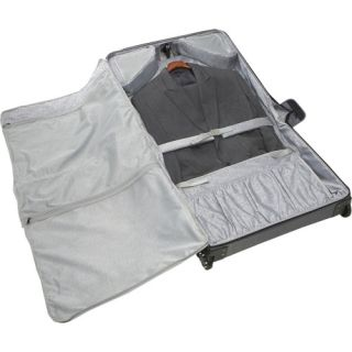 Kenneth Cole Reaction Triple Cross 45 Wheeled Garment Bag Gray