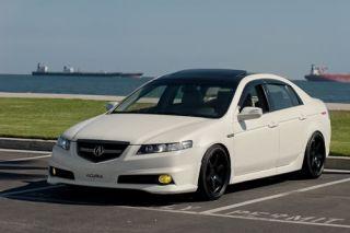 ES221 Black 5x114 3 22 Wheel Fit Acura RSX TSX TL 5x4 5 Rims