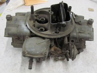 66 Caprice Impala 427 425 Holley Carb 3246 3885067 EE