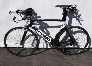 Cervelo P3 Carbon 54cm Road Bike Nice