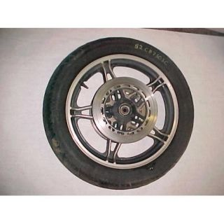 82 Honda CB750 Nighthawk CB 750 Front Wheel Rim Tire