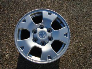 Toyota Tacoma Factory 16 Aluminum Wheels