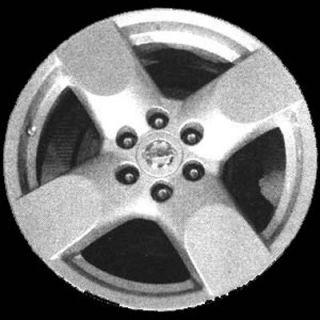 62453 Nissan Frontier Xterra 17 Alloy Wheel Rim