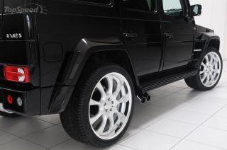 Brabus 22 inch Monoblock E Mercedes Benz G55 Biturbo Widestar Wheels