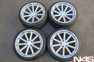 20 Vossen VVSCV1 Lexus GS300 gs350 GS400 CV1 Rims Wheels Tires