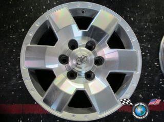 One Single 07 10 Toyota FJ Cruiser Factory 17 Wheel Rim 69503