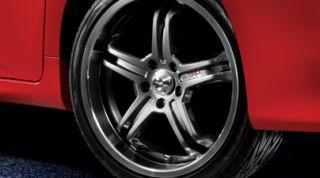 2008 2012 Scion XB 19 TRD Aluminum Wheels New from TRD