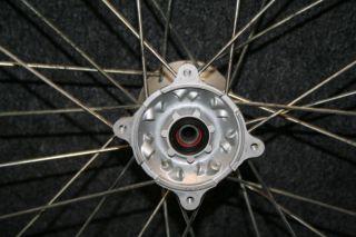 Honda CR85 CR 85 Expert Front Wheel Hub Rim Spoke