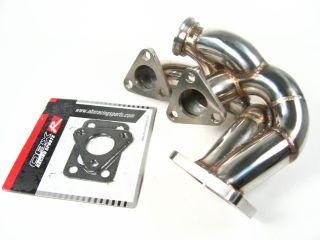 OBX Turbo Manifold Header 87 91 BMW M20 E30 323 325 328