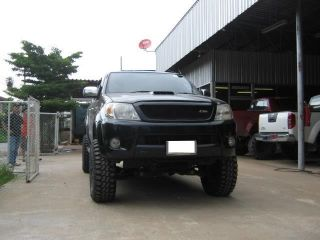 Toyota Hilux 2005 2012 4x4 Suspension 5 Short Knuckle Lift Kit