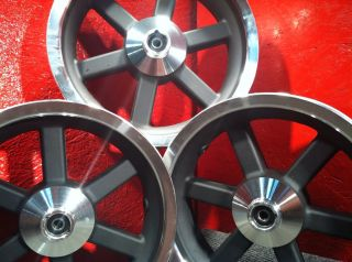 New Chinese GY6 Front Wheel Rim 6 Spoke 12x3 50 3 50 12 3 50 12 Moped