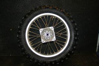CRF150R CRF 150R Rear Wheel Hub Rim Spokes