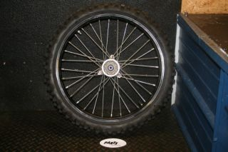 Yamaha YZ85 YZ 85 80 Excel 19 Big Wheel Front Rim Tire