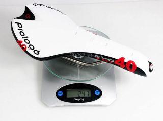 Prologo Nago EVO TRI40 TI 1 4 Saddle Road Triathlon 247G White with