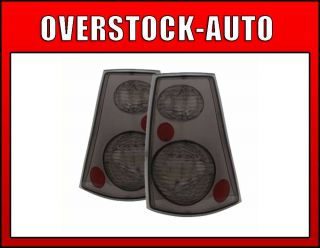 2002 2005 Ford Explorer Sport Trac Tail Lights Smoke