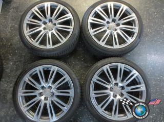 A7 S7 Factory 20 Wheels Tires Rims 58884 4H0601025AE 265 35 20