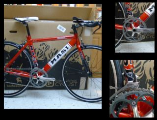 Masi Coltello Aero 54cm Triathlon Time Trial TT Demo Bike