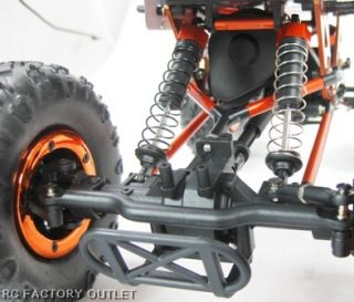 New RTR Remote Control 4x4 RC Rock Crawler 4WD Truck