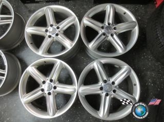 Mercedes SL500 SL600 Factory 18 Wheels OEM Rims W230 2304011402 65322