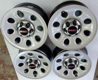 GMC Sierra Yukon 1500 17 Factory OEM Painted Steel Wheels Rims 6 lug