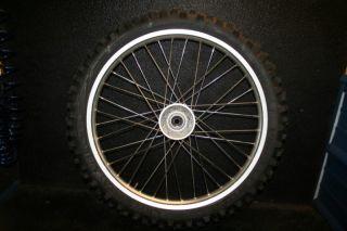 TTR230 TTR 230L Front Wheel Hub Rim Spoke