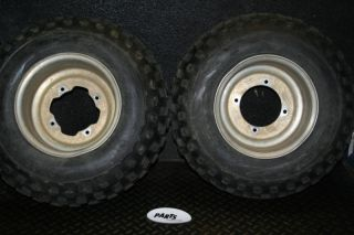 Bombardier DS650 DS 650 Front Wheels Tires Stock
