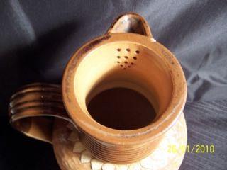 Doulton Lambeth Stoneware Coffee Pot