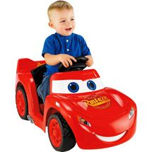 Disney Cars Lightning McQueen Ride on Powered Car BN