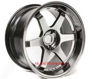 19 Rota Grid Rims Hyper Black 19x9 5 19x10 5 Staggered