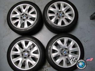 BMW 745 750 760 Factory 19 Wheels Tires OEM Rims 59440 59441 Michelin