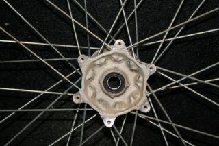 KLX400 KLX 400 DRZ400 Front Wheel Rim Spokes