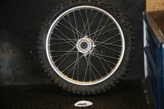 Honda CRF230 Front Wheel Rim Hub Spokes Tire