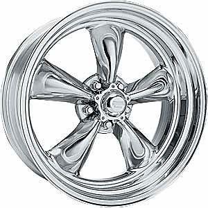 American Racing 505 5161 Torq Thrust II 505 Series Wheel Size 15 x