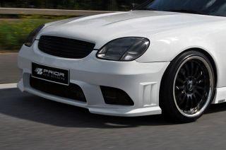 Mercedes SLK R170 Full Body Kit SLK320 SLK32 AMG SLK230 Front Bumper