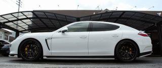 Panamera S 4S Turbo S Wheels Rims Pirelli Tires 265/30R22 315/25R22