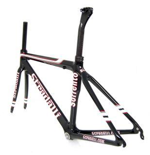 2012 STRADALLI Sorrento Full Carbon Single Speed Fixie Bike Bicycle