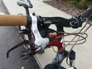 Specialized Myka HT Expert Womens Mountain Bike Shimano Deore Rock