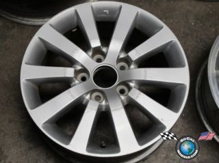 One 04 05 Honda Civic Factory 16 Wheel Rim 63876 6A271