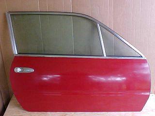 Ferrari 400 GT Door Glass Handle Right Side Passenger Side Door Door